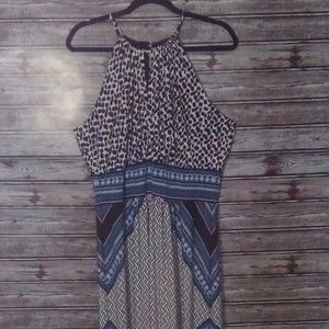 LONDON STYLE COLLECTIONS LONG MAXI DRESS SIZE XL